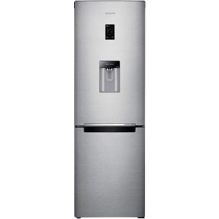 Combina frigorifica Samsung RB31FDRNDSA, 310 l, Clasa A+, Full No Frost, H 185 cm, Argintiu. Plata in rate Livrare rapida Garantie: 24 Luni