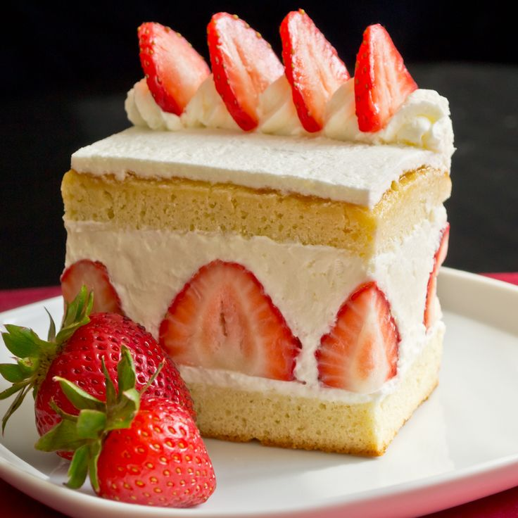 Japanese Christmas Cake, Anime Strawberry Cake, Strawberry Cream Cake, whatever you call it, it is amazing. Simple and delicious, sweet and tart, I can go on and on about this recipe. I like many...