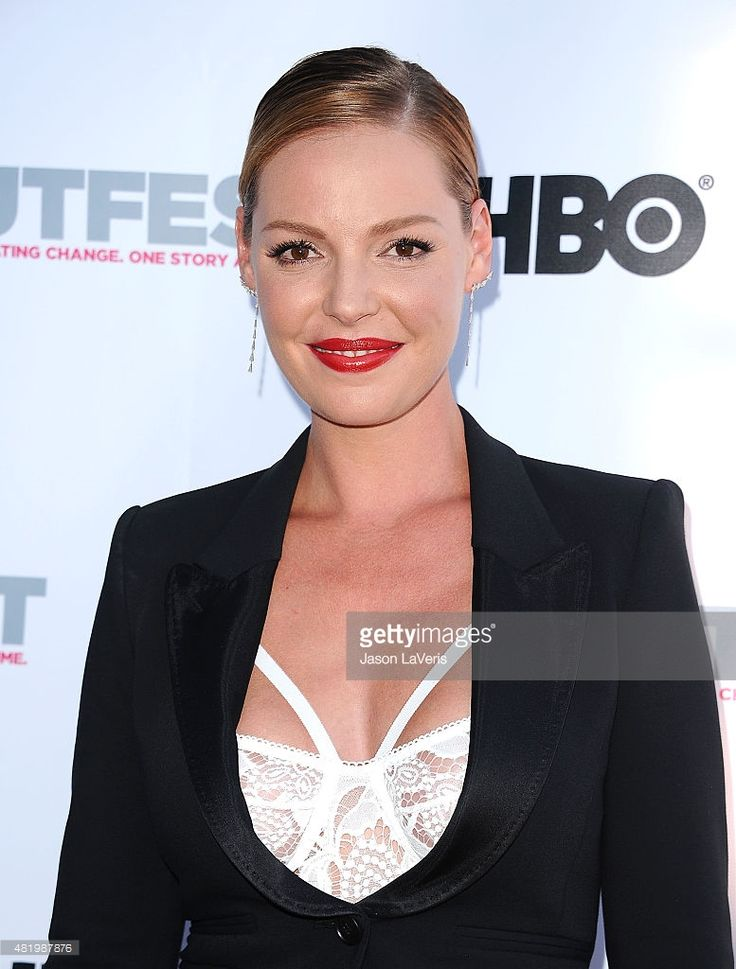 Actress Katherine Heigl attends the premiere of 'Jenny's Wedding' at the 2015 Outfest Los Angeles LGBT Film Festival at Directors Guild Of America on July 10, 2015 in West Hollywood, California.