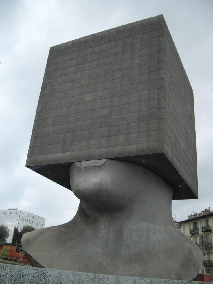 Nice - Jardin d'Eden - Musée d'Art Moderne et Contemporain. By Stefania Antonelli