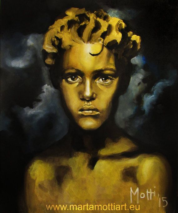 #prints #onsale #etsy #stampe #homedecor #art #arte #oro #gold #blue #cheap #cool #design #store #shoponline #martamotti #painting #portrait #boy #guy #mythology #framework #blonde #inspiration #contemporaryart #contemporaryartist #arts #arte #artistic #artonpinterest