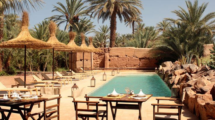 Azalai Desert Lodge, Zagora, Maroc