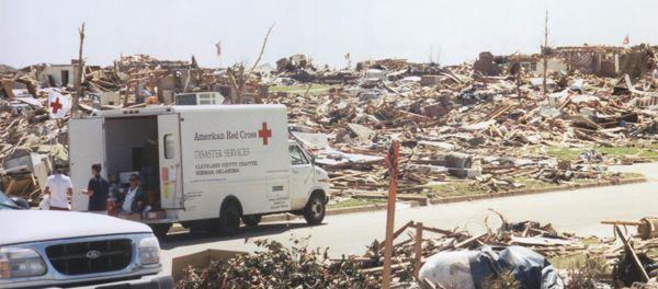 Enhanced Fujita Scale - Size and destruction of Tornados