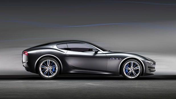 The Greatest Maserati Sports Cars of All Time  2014: Alfieri