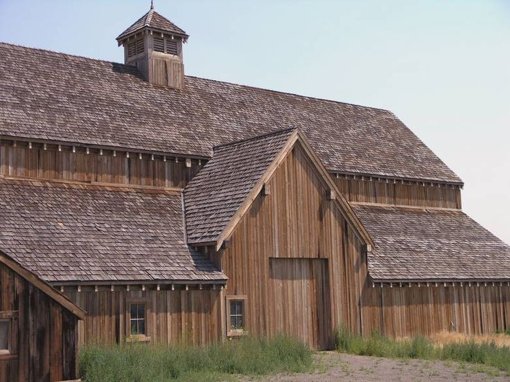 Historic Tate Barn In Midway Utah Restored Using