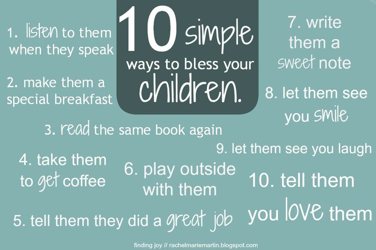 10 Simple Ways to Bless Your Children.Baby Blessed, Inspiration, Kids Stuff, Boys, Children, 10 Simple, Mommy Stuff, Families Fun, Finding Joy