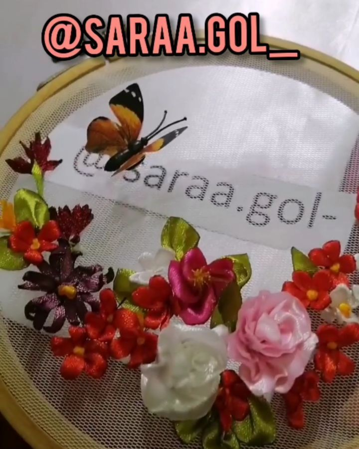 12 Likes 0 Comments Saraa Gol On Instagram آموزش دیزاین گل های مینیاتوری روی تور فردا پنجشنبه لایک وکامنت فرامو Decorative Tray Decor Home Decor