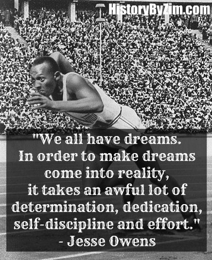 In Their Words: Jesse Owens
