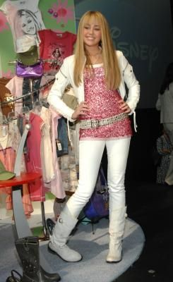 hannah montana old blue jeans concert - Google Search