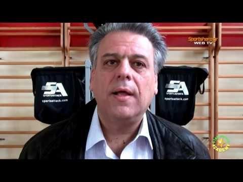 drapetsonavolley: Ο Βασίλης Τζώρτζης για τα δυο χρόνια συνεργασίας S...