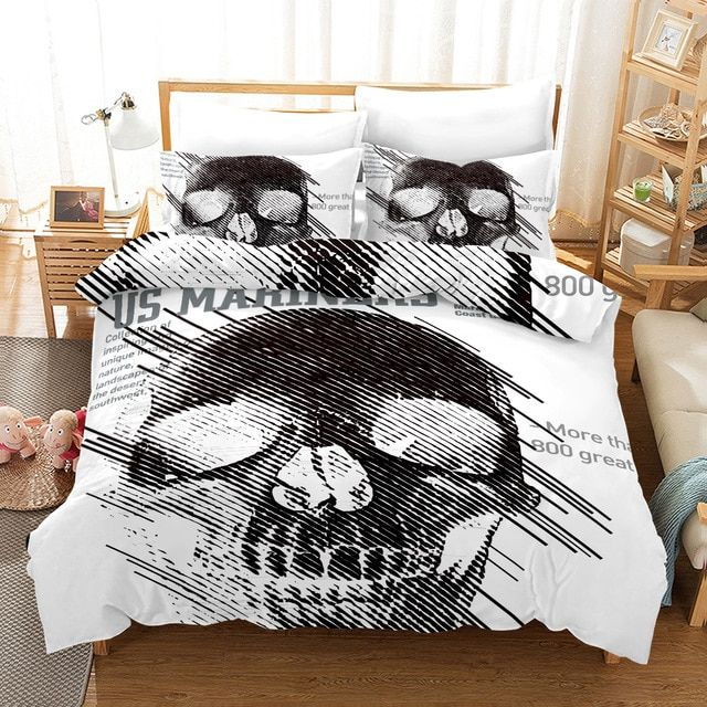 Purple Sugar Skull Bedding Australia Skull And Crossbones