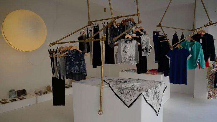 Starch boutique in Beirut by Ghaith & Jad on Vimeo