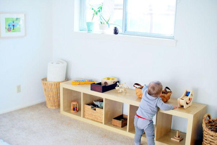 How to Prepare a Montessori Baby Room | DesignRulz