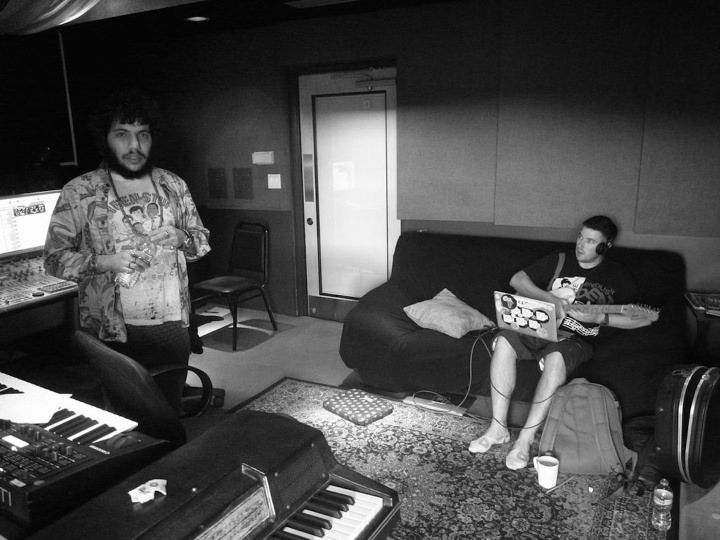 Super-production duo and Jessie Ware collaborators Benny Blanco and Ben Ash reveal the tricky logic behind their collab-heavy project.