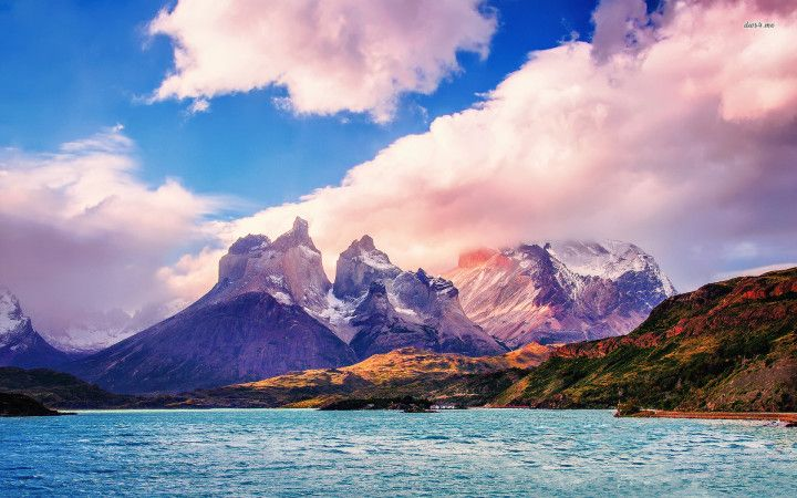 Take A Drone Tour Of South America In HD