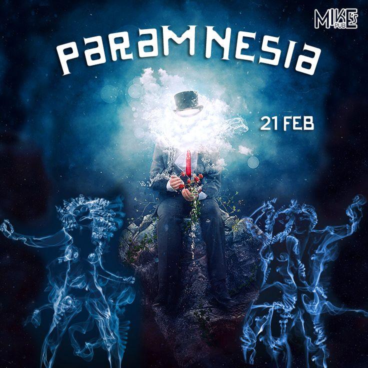 Paramnesia at Mikespubcovaci