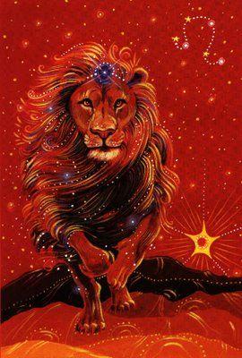 """Leão:Signo do elemento fogo,Regido por Apolo deus do sol.""""(Sol meu regente meu signos)"""""""
