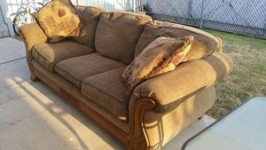 Couch /Sleeper sofa for sale in San Dimas, CA (asking for $200obo)
