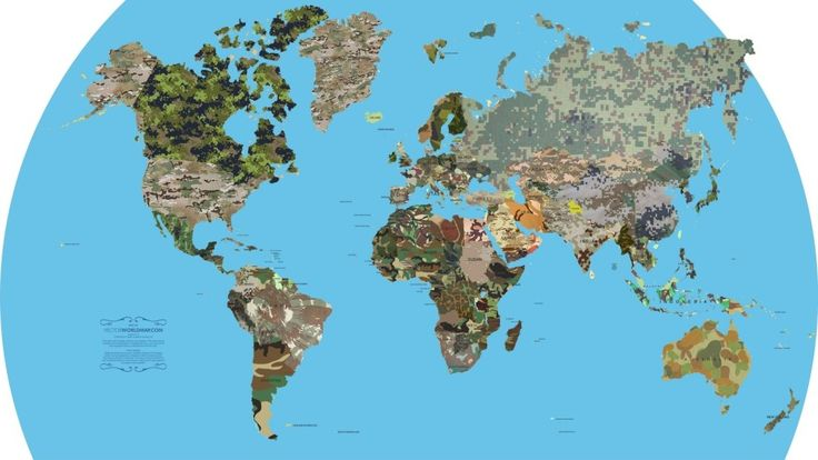 Where on earth are you the farthest away from all people?