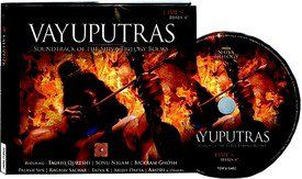 VAYUPUTRAS - MUSIC AUDIO CD IN HINDI 2013