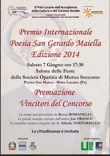 Unitre di Muro Lucano: 7 giugno ore 17.30 premiazione Premio Interna...