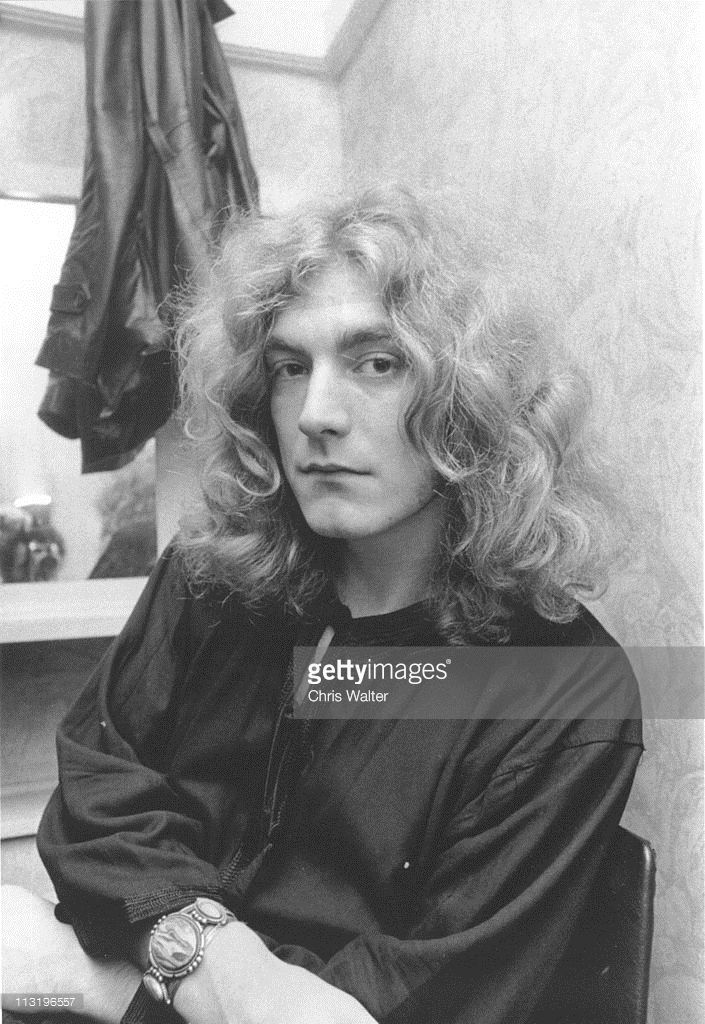 Led Zeppelin 1969 Robert Plant Lyceum Oct 12, 1969