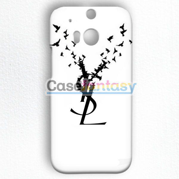 Brand Logo With Bird HTC One M8 Case | casefantasy