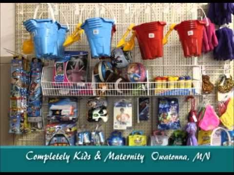 Owatonna Minnesota's Completely Kids & Maternity on Our Story's Outside Sweet Swine County
