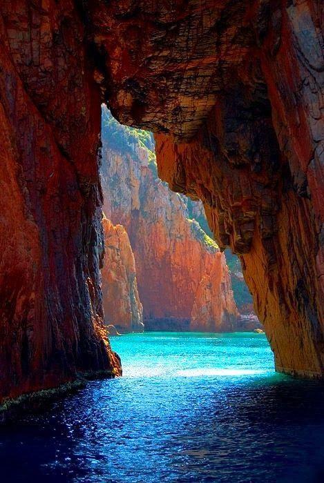 Corsica, France //