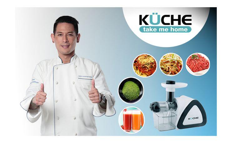 Multifunction Food Processor alat cerdas dengan beragam fungsi yang dapat dihandalkan untuk membuat makanan sehat kamu...