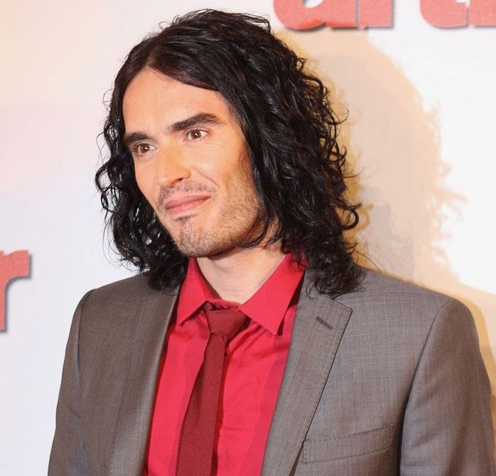 Russell Brand – Discovering Jesus.