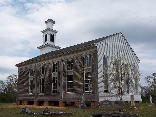 Mount Carmel Church Lowndes County, Alabama