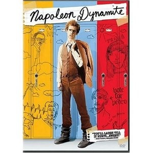 """Napoleon Dynamite"" starring Jon Heder, Efren Ramirez, Jon Gries and Aaron Ruell (2004) -- Honestly, the first time I saw this movie I thought it was god awful, and quite possibly the worst movie I'd ever seen. I just didn't ""get it."" The second time around, I ""got it""--I could finally see the humor in it. Since that second viewing, ND has become a perennial favorite in my house; we watch it at least once a year. And watcher beware, this is a very quotable movie. ""Heck yes it is!""…"