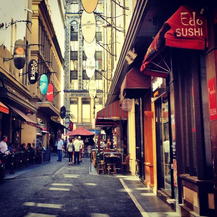 Edo Sushi, Melbourne VIC