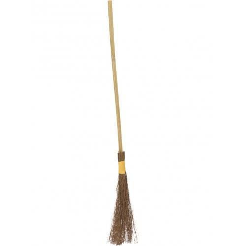 Witches #broom straw stick halloween - 100cm #fancy #dress costume accessory,  View more on the LINK: http://www.zeppy.io/product/gb/2/311725934811/