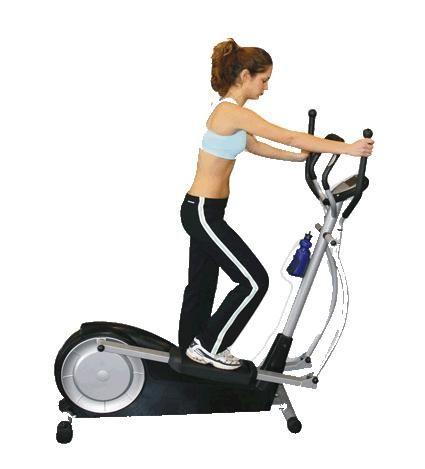 Perder peso con la bicicleta elíptica   Guía Fitness