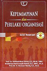 Kepemimpinan dan Perilaku Organisasi Edisi Keempat.Veithzal Rivai Zainal - AJIBAYUSTORE
