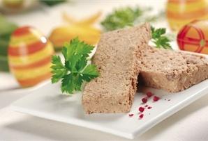 Pasztet bez pieczenia / No-Bake Paté Robisz pasztet na Święta? Wypróbuj naszą propozycję na typowy, szybki w  przygotowaniu, pasztet bez pieczenia.