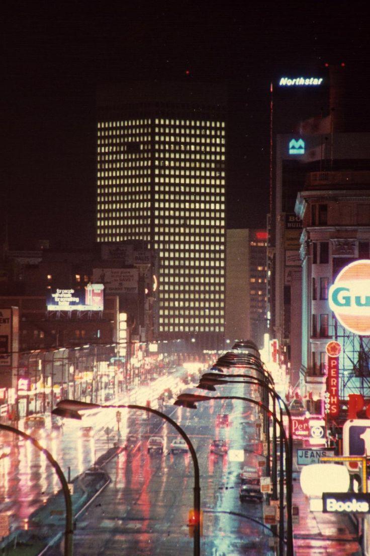 Winnipeg Portage Avenue