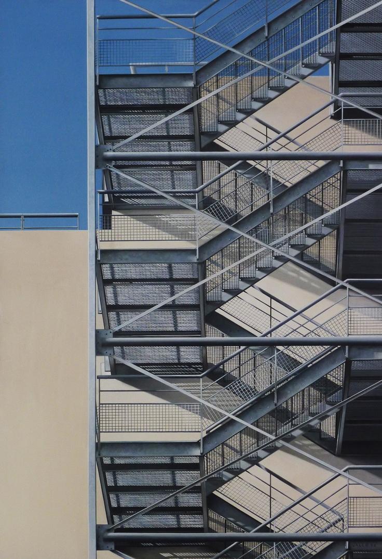 les 25 meilleures id 233 es de la cat 233 gorie escalier de secours sur urbain new york