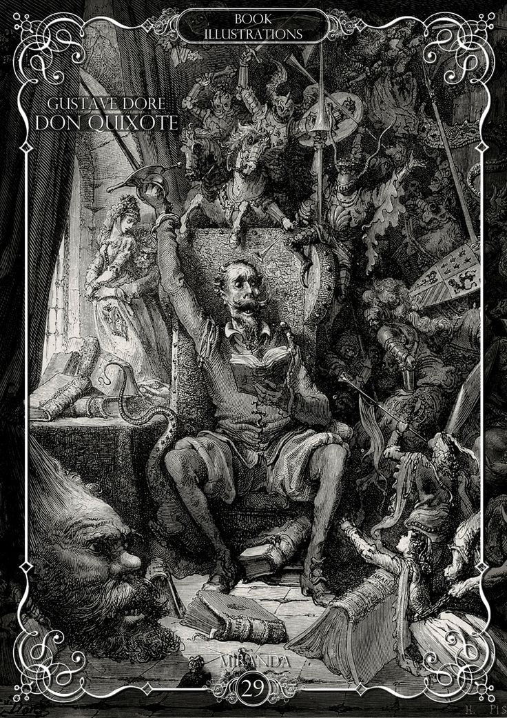 """Tribute on """"Gustave Doré"""" in Miranda magazine  You can download the magazine free here:  https://www.facebook.com/groups/741118525962252/"""