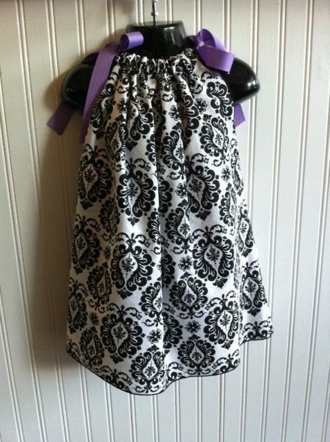 handmade bandana dresses, perfect for the sweltering Southern Summers!