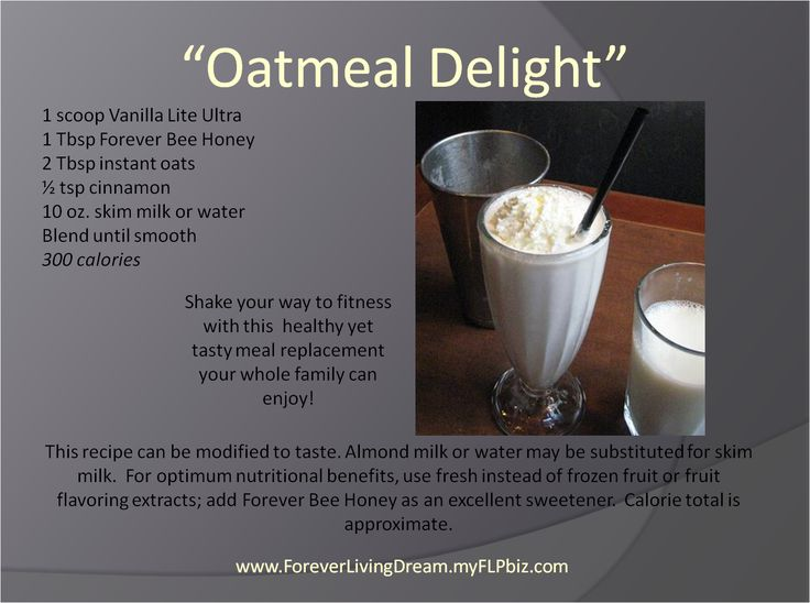 Oatmeal Delight