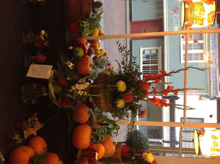 Halloween, Lotty's flowers Faversham Kent.