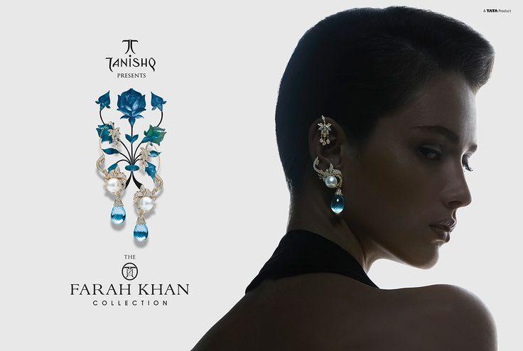 TANISHQ presents Farah Khan II Campaign on Behance