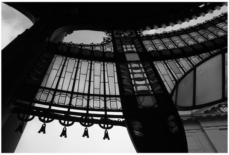 Photo by me. Photo: Diána Rigó Czech Republic, Prague - #CzechRepublic #Prague #Praha #photography #BlackAndWhite