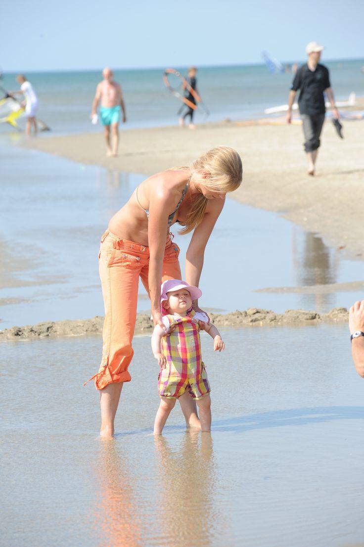 The beach is a place of joy #rømø