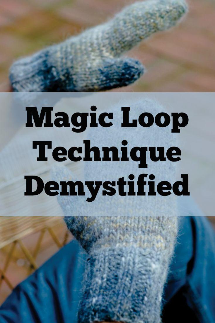 Magic Loop Knitting : Best magic loop knitting images on pinterest