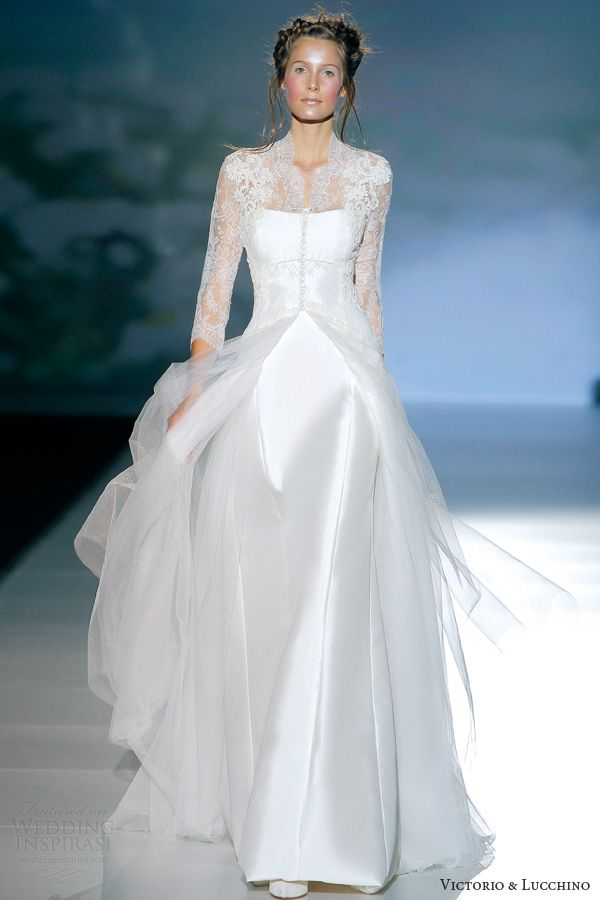 Victorio & Lucchino 2014 Wedding Dresses | Wedding Inspirasi