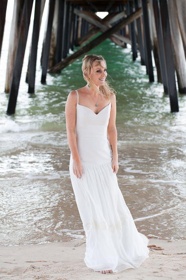 Lovely Beach Bride